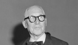 Le Corbusier nació como Charles-Édouard Jeanneret-Gris en La Chaux-de-Fonds, Suiza