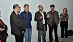 Guillermo Rubén García, Pedro Delheye, Norberto Feal, Julio Santana y Mercedes Garzón Maceda.