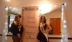 Miss América 2018 y Miss Teen Globe 2018 Srta Nadia Sommariva.  Foto Dopler Agencia de Noticias de Diseño. Todos los derechos reservados
