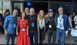 Jurados el Ojo de Iberoamérica 2019 Conferencia de Prensa con Santiago Keller Sarmiento Presidente de LatinSports