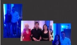 Lic Jimena Cepeda, Gabriel Luna, Carli Jiménez y Mariela Lopazzo Dra. en Artes Visuales, Diseñadora en Comunicación Visual (U.N.L.P) Directora Dopler Agencia de Noticias de Diseño. Foto: Dopler.Todos los derechos reservados.