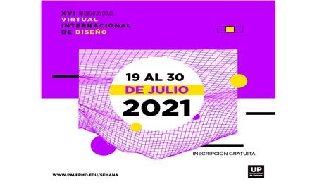 Semana Virtual Internacional de Diseño en Palermo